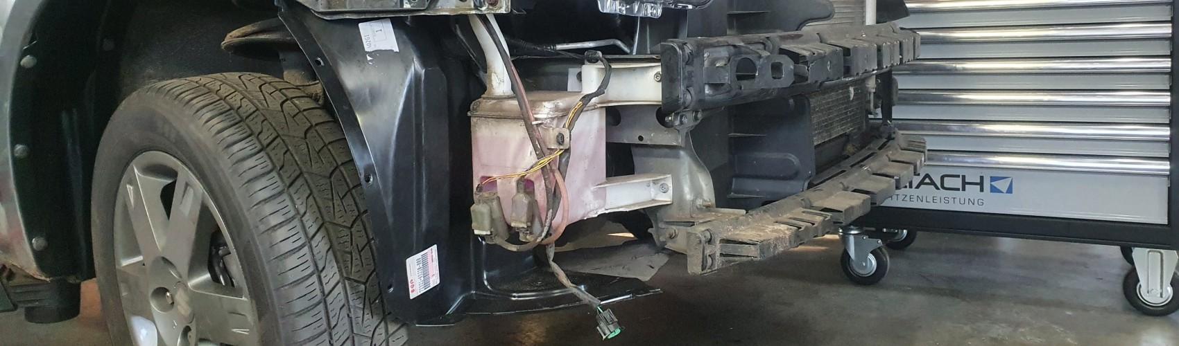 Hulp bij schade  Wij nemen u graag het gehele traject rond de autoschade uit handen